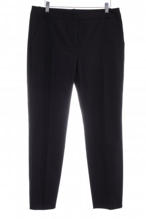 Hallhuber Suit Trouser black business style