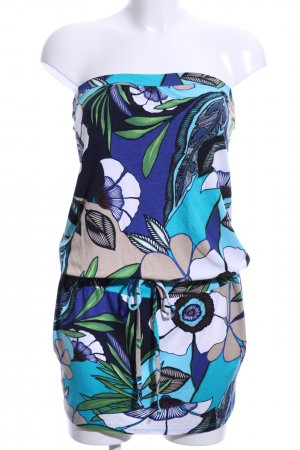 Hallhuber Bandeau Dress allover print casual look