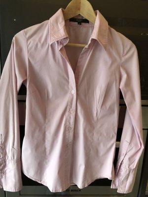 Hallhuber basic Colletto camicia rosa antico
