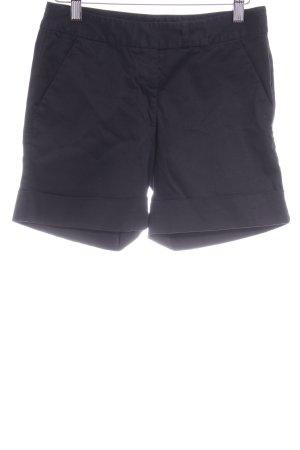 Hallhuber basic Hot Pants schwarz Casual-Look