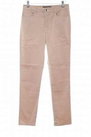 Hallhuber basic Drainpipe Trousers nude casual look