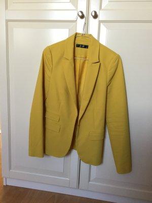 Hallhuber Blazer- gelb
