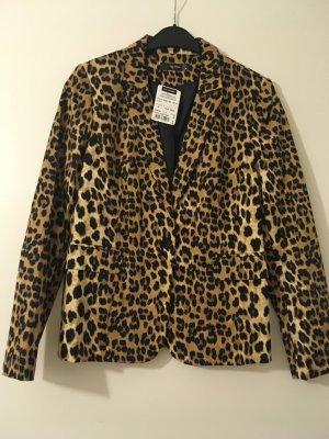 Hallhuber Blazer Leopard Gr.40 neu