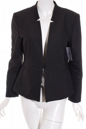Hallhuber Blazer schwarz Business-Look