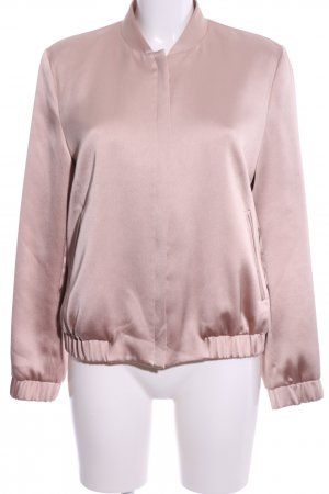 Hallhuber Blouson pink Casual-Look