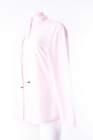 HALLHUBER - Bluse mit Schleifendetail Rosa