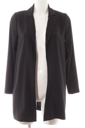 Hallhuber Blusenjacke schwarz Elegant