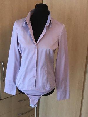 Hallhuber basic Bodysuit Blouse pink