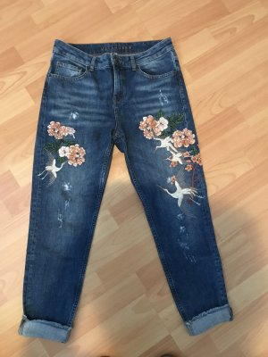 Hallhuber Boyfriend Jeans Gr. 36