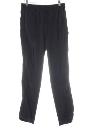 Hallhuber Pleated Trousers black elegant