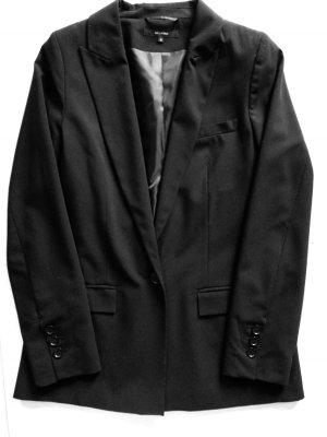 Hallhuber Business Blazer schwarz schwarzer Damen Blazer mit Klapptaschen Gr. 36 Neupreis 129,95 €