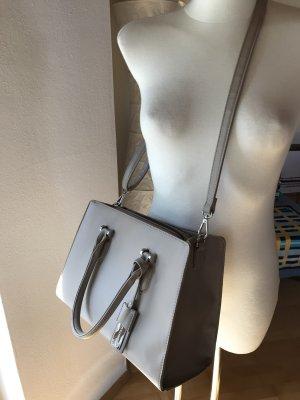 Hallhuber Business Tasche Handtasche taupe