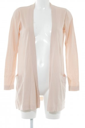 Hallhuber Cardigan apricot Casual-Look