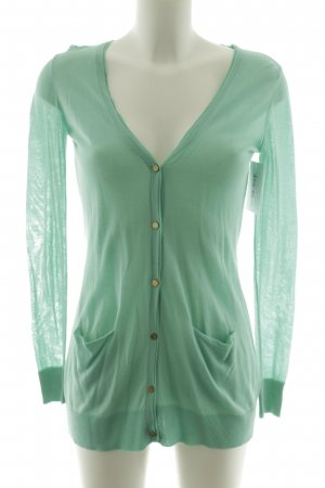 Hallhuber Cardigan mint Casual-Look