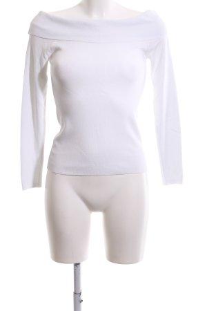 Hallhuber Carmen Shirt white casual look