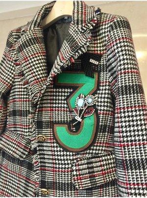 Hallhuber College Jacket multicolored