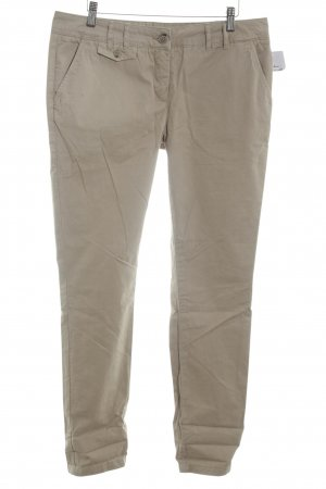 Hallhuber Chinos grey brown casual look