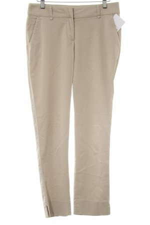 Hallhuber Chinohose hellbeige Casual-Look