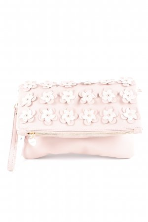 Hallhuber Clutch altrosa Party-Look