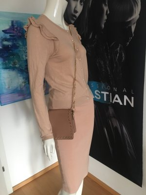 Guess Falda stretch nude
