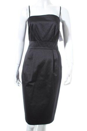 Hallhuber Cocktailkleid schwarz klassischer Stil