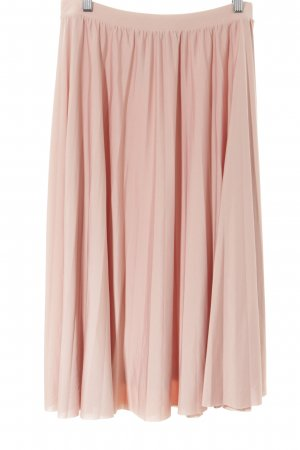 Hallhuber Crash Skirt pink casual look