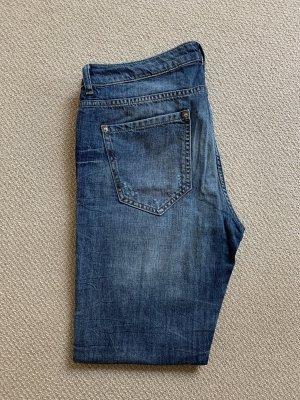 Hallhuber Damen Jeanshose Blau Gr. 40 TOP !!