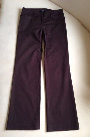 HALLHUBER Damenstoffhose braun Gr. 36