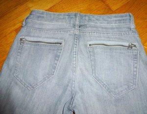HALLHUBER Denim Jeans 32 grau
