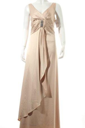 Hallhuber Donna Abendkleid nude Elegant