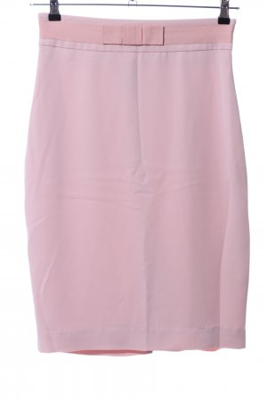 Hallhuber Donna Bleistiftrock pink Business-Look