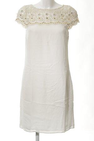 Hallhuber Donna Blusenkleid weiß Elegant