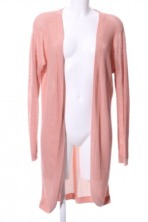 Hallhuber Donna Cardigan pink Casual-Look