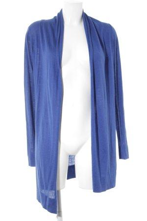 Hallhuber Donna Cardigan blau Casual-Look