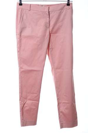 Hallhuber Donna Chinohose pink Casual-Look