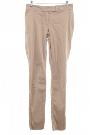 Hallhuber Donna Chinohose beige Casual-Look