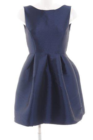 Hallhuber Donna Cocktailkleid blau Elegant