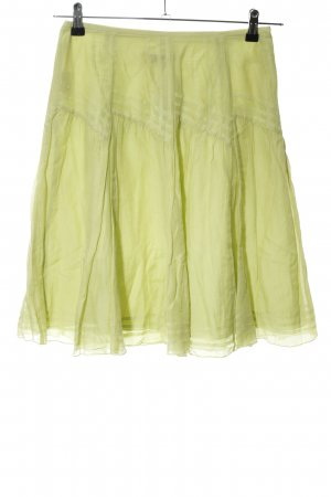 Hallhuber Donna Flared Skirt green casual look