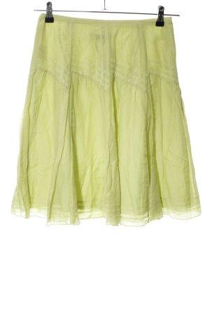 Hallhuber Donna Glockenrock grün Casual-Look