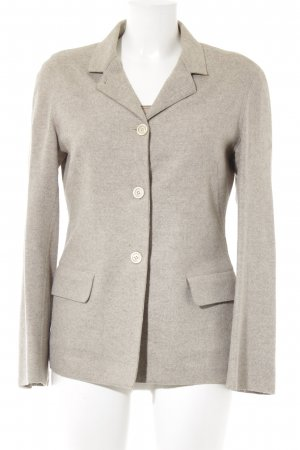 Hallhuber Donna Twin Set tipo suéter light grey business style