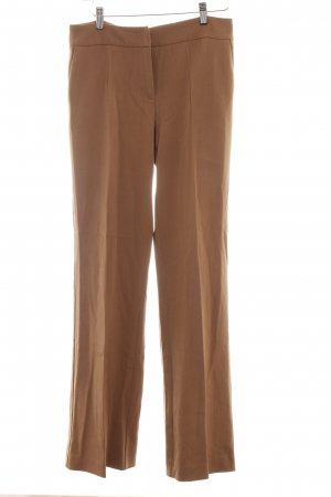 Hallhuber Donna Marlene Trousers light brown casual look