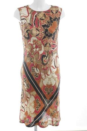 Hallhuber Donna Midi-jurk verfraaid patroon elegant
