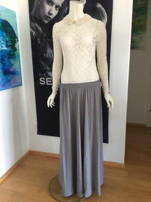 Hallhuber Donna Premium koll blusen Shirt lace & pearls maxirock ital Boutique Small