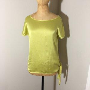 Hallhuber Donna Seiden Shirt Gr. 38 top Zustand