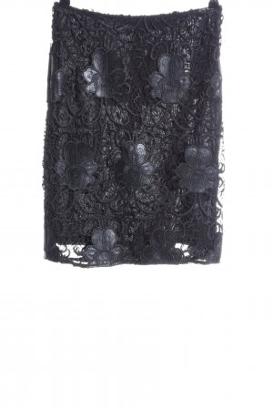 Hallhuber Donna Lace Skirt black casual look