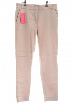 Hallhuber Donna Stoffhose pink Casual-Look