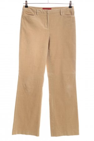 Hallhuber Donna Stoffhose nude Casual-Look