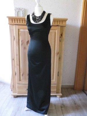 Hallhuber Donna Stretchsatin Abendkleid Gr. 36