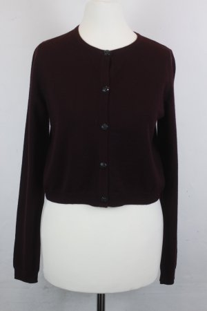 Donna by Hallhuber Knitted Bolero bordeaux