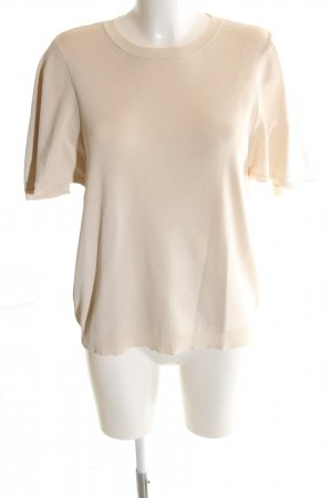 Hallhuber Donna Strickshirt creme Business-Look